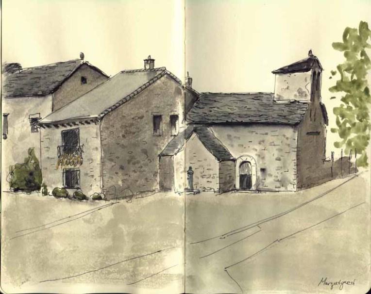 La iglesia de Margudged