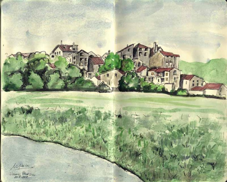 Casa Usana, una casa rural en Huesca