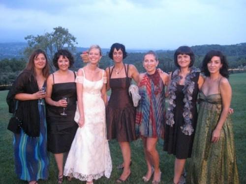 La boda de Susana