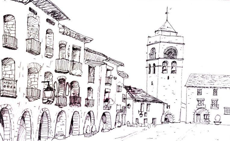 Plaza Ainsa