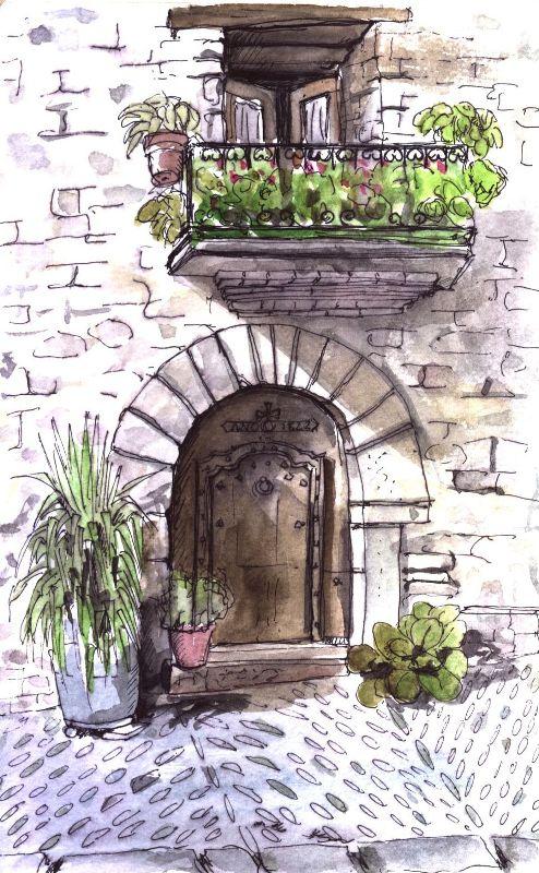 Puerta de Ainsap